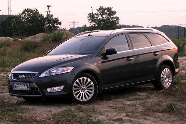Oбраз Ford Mondeo Combi